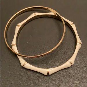 Jewelry - Lot of 2 Bangle Bracelets